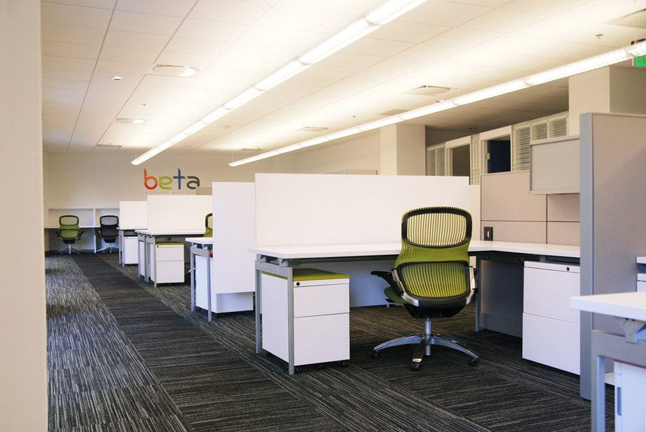 Commercial interior design and office furniture green bay for Interior design for office furniture