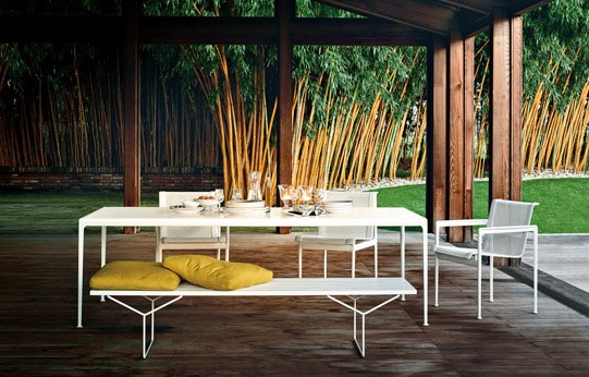 Office Furniture Is Moving Outdoors Systems Furniture