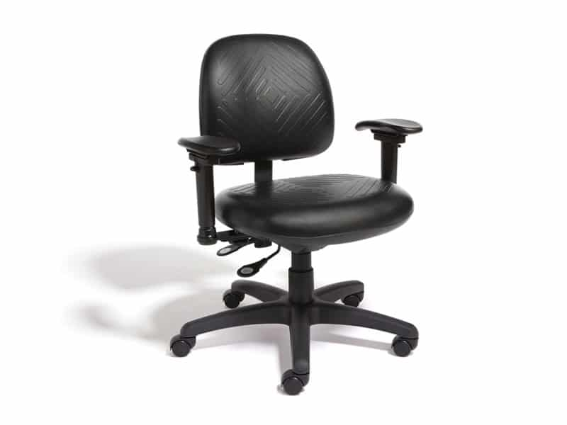 Pull up a chair let s talk about plus size office chairs for Cramer furniture