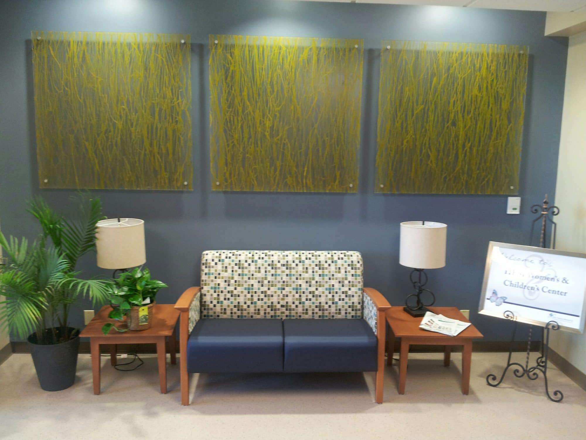 Supporting a Healing Environment Interior Design and Healthcare