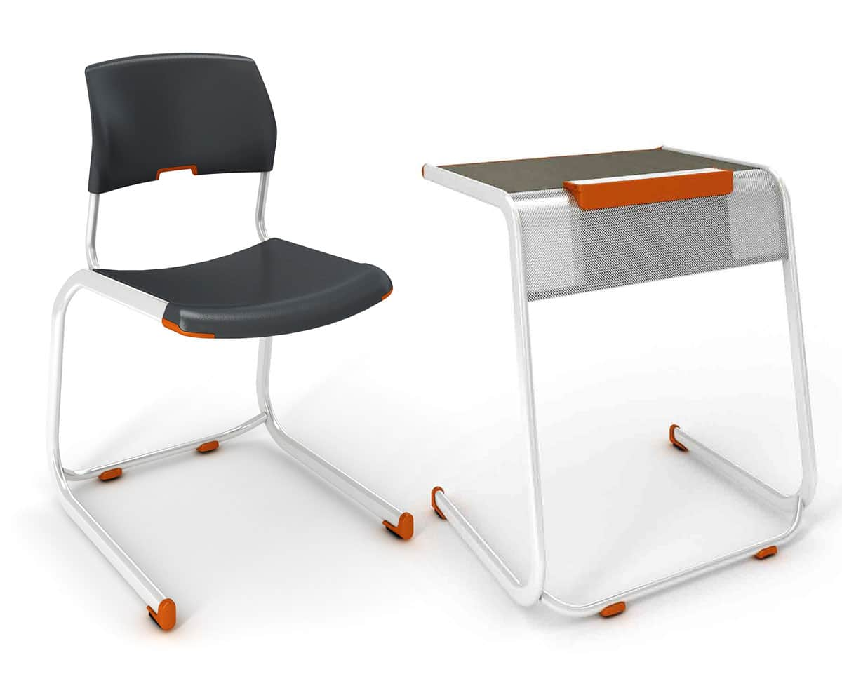 Paragon a&d chair table - educational furniture