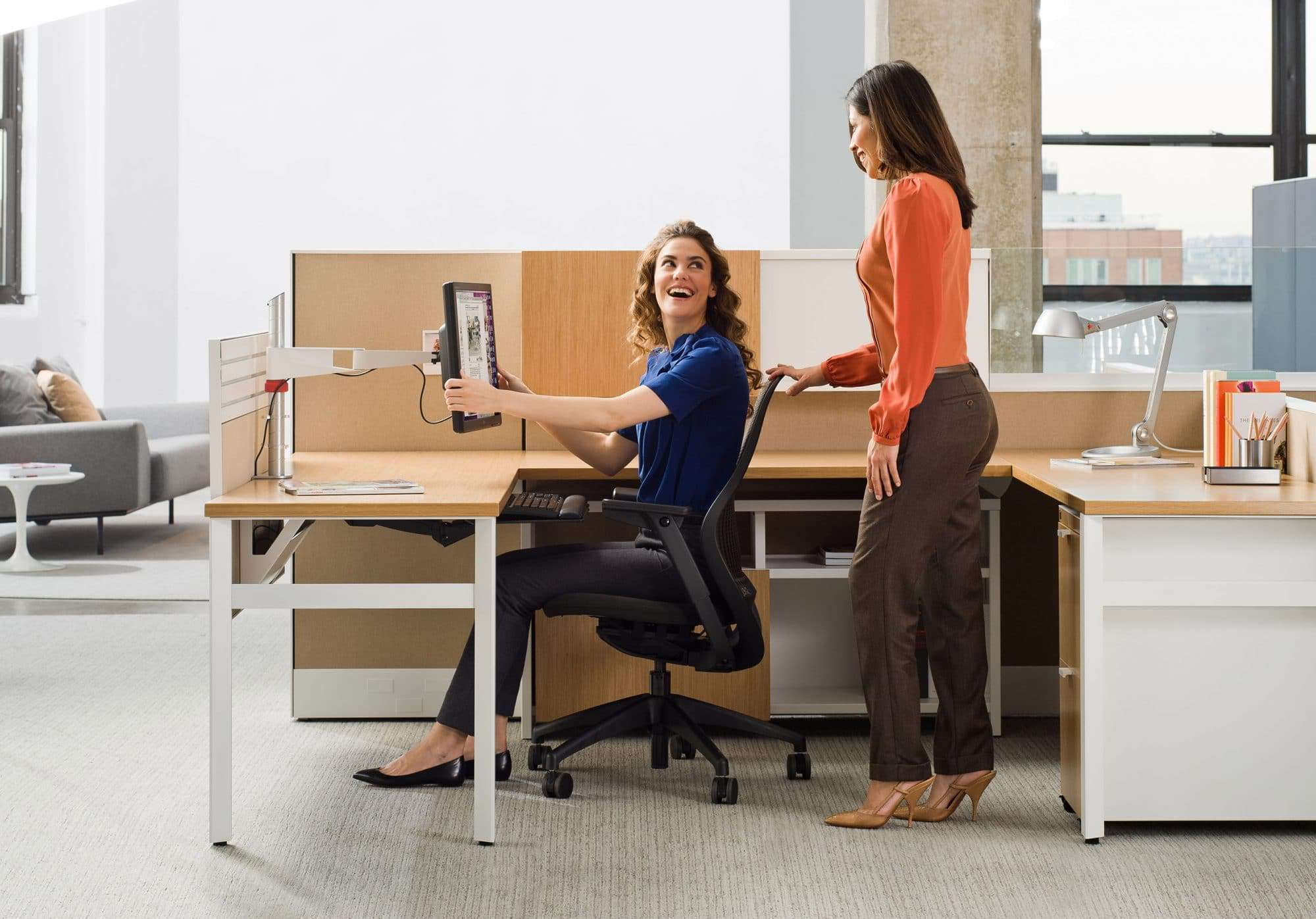 Systems Furniture News