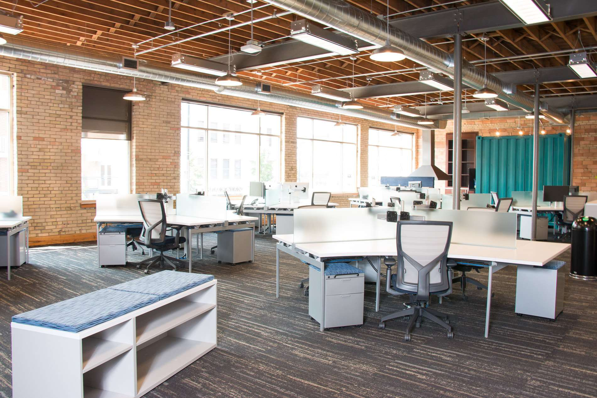 We Can Create A Space For A One Man Small Business Or An Entire Corporate  Campus. In Each Case Our Designers Bring Interior Design Ideas Suited To  The ...