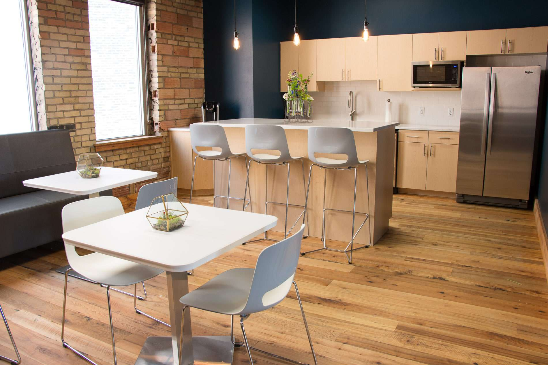 Interior Design – Systems Furniture