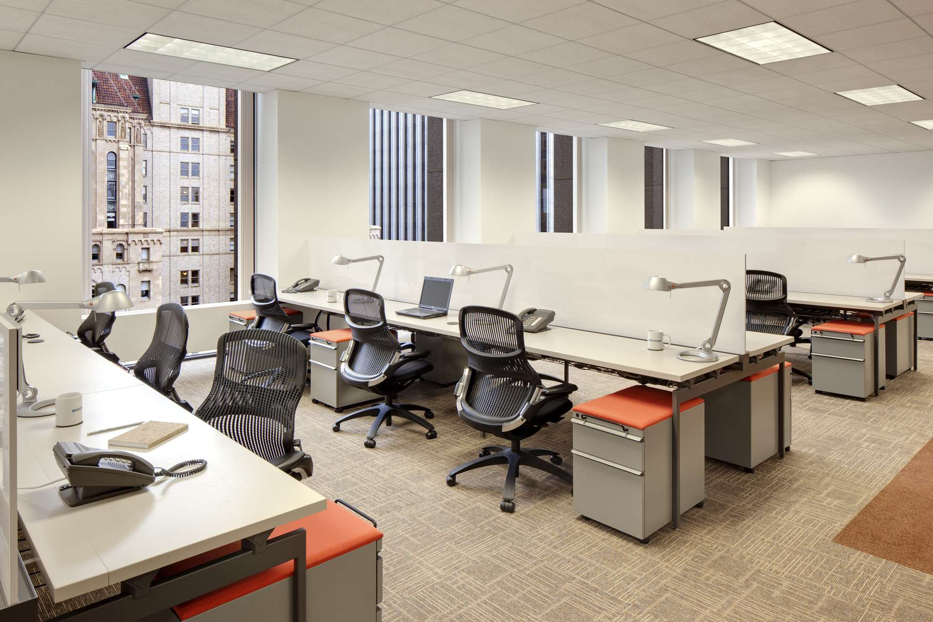 cool office partitions. Systems Furniture\u0027s Cool Office Partitions