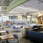 higher education furniture, educational furniture
