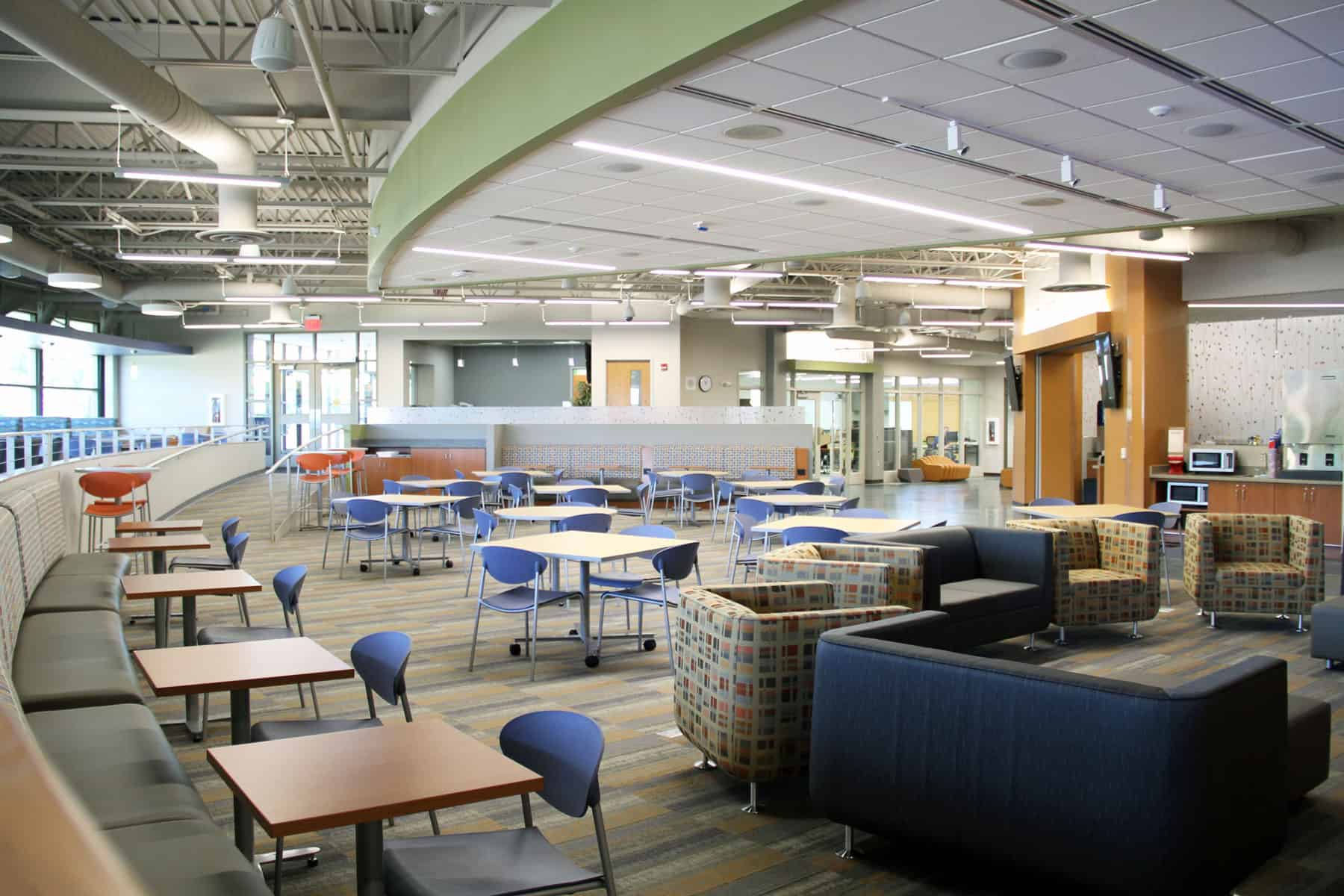 Making Campus Connections With Higher Education Furniture