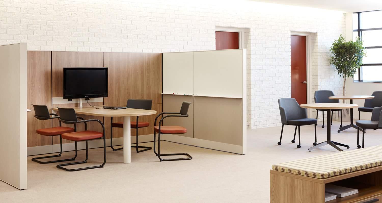 Creative Meeting Room Sets