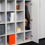 Knoll Anchor Storage Lockers
