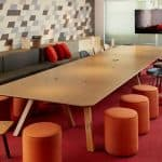 Rockwell Unscripted Casual Conference area