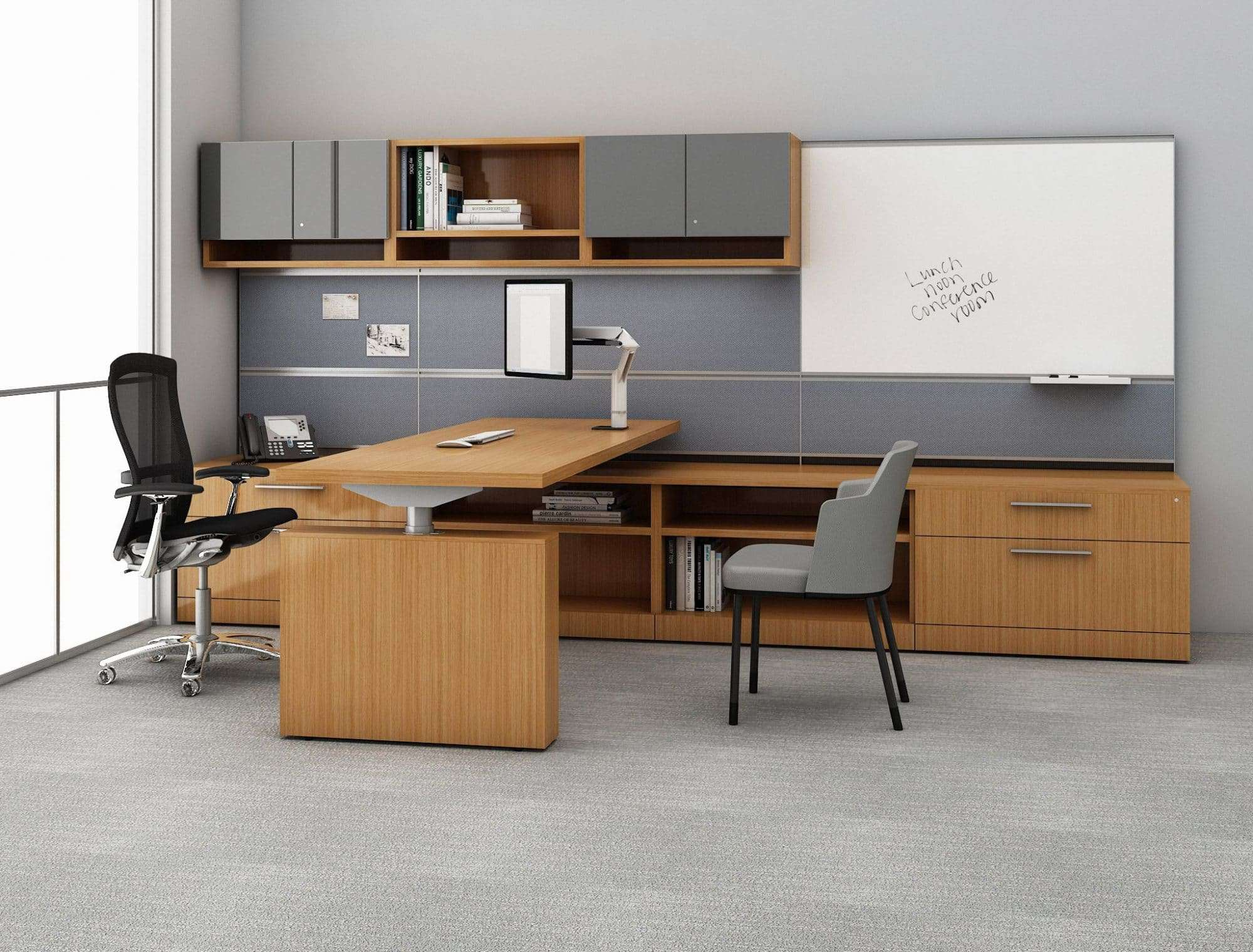 Furniture Focused On Employee Health Systems Furniture