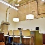 Interior design kitchen bar