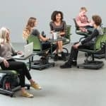 Ad Lib Scholar Chair education furniture