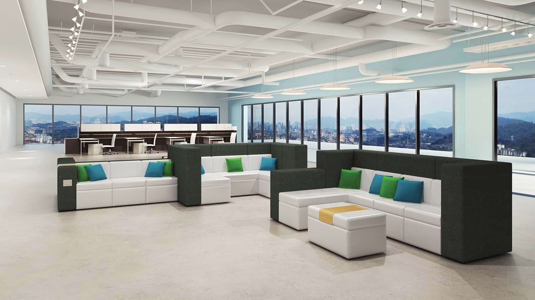 Inside Collaborative Classroom ~ Step inside the modern classroom systems furniture