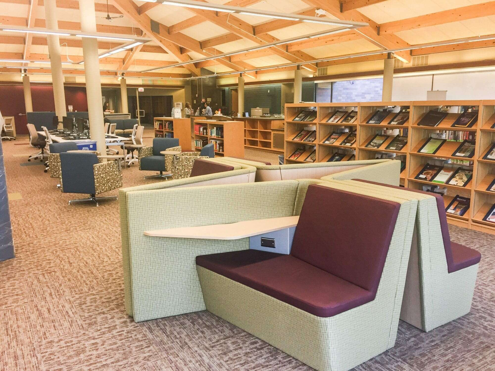 Modern Classroom Seating Arrangement ~ Step inside the modern classroom systems furniture