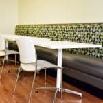 cafe employee break room furniture