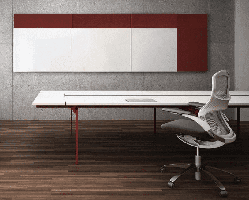 mobile whiteboards Systems Furniture
