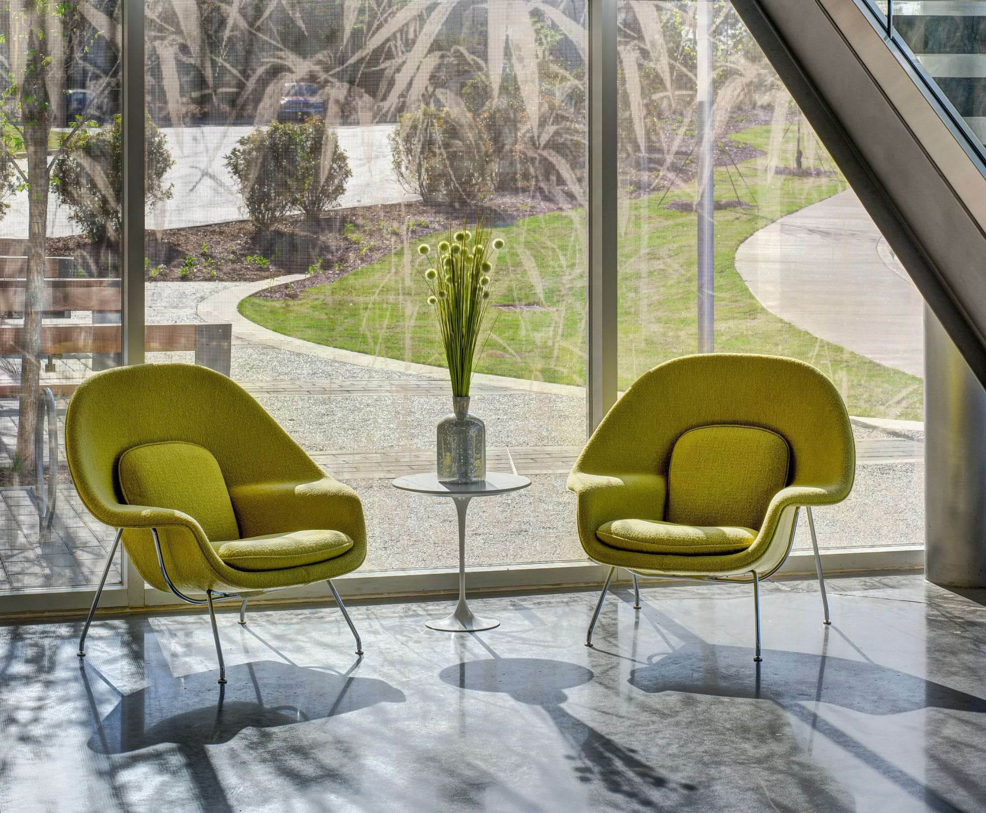 lobby furniture in Oshkosh Systems Furniture