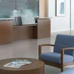 lobby furniture in Green Bay Systems Furniture