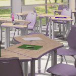 education furniture paragon trap